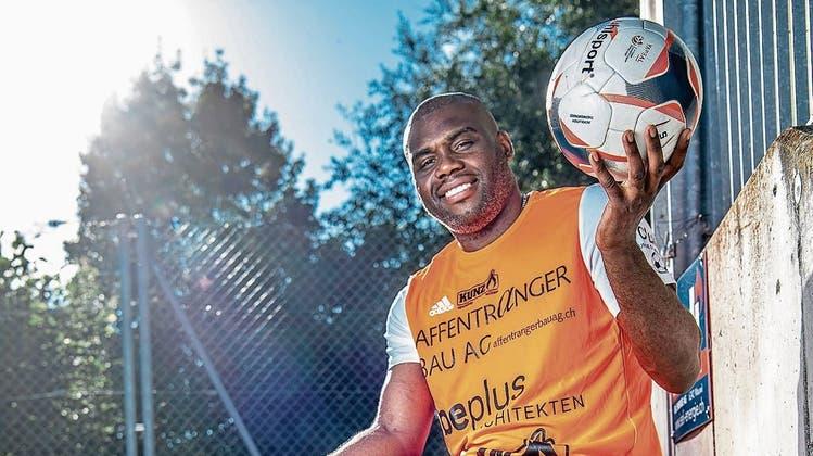 Er war Gabun-Internationaler: Mbangs Odyssee endet beim FC Schötz