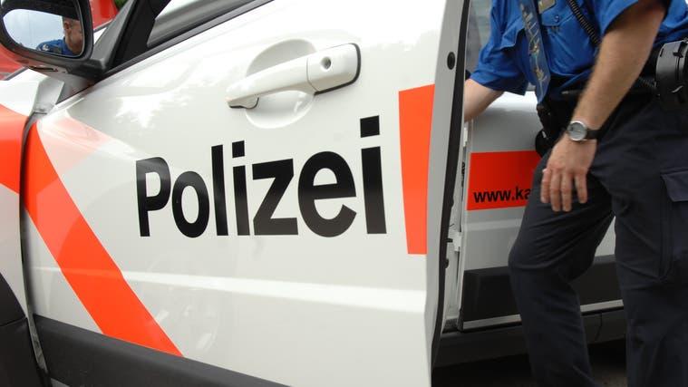 Bei der Kollision in Lanterswil entstand Sachschaden von einigen tausend Franken. (Symbolbild: Nana Do Carmo)