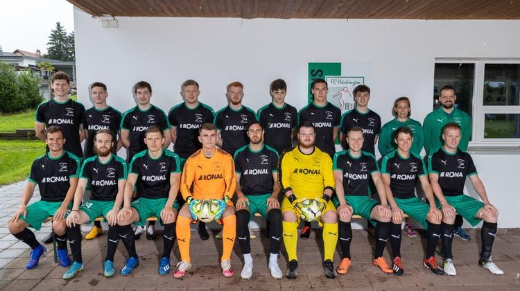 Vier Zuzüge und ebenso viele Abgänge verzeichnet der FC Härkingen auf die neue Saison. (Patrick Luethy)