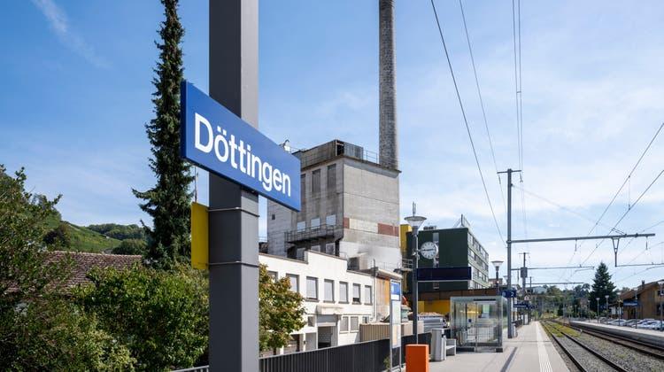 Das Industriegebiet beim Bahnhof soll zu einem belebten Wohnquartier werden. (Alex Spichale)