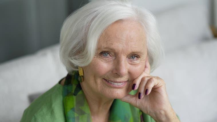 Schauspielerin, Malerin und Autorin: Ruth Maria Kubitschek (PD)