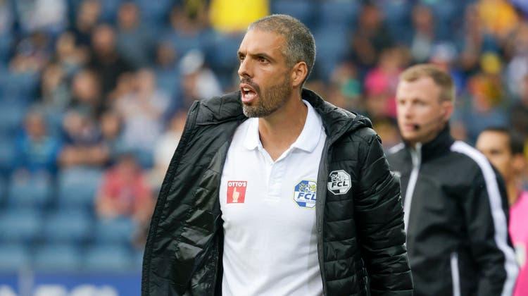 Fussball-Experte Rolf Fringer kritisiert Fabio Celestini: «DerFCL sollte künftig etwas flexibler werden, sein Spiel mehr der Situation anpassen»