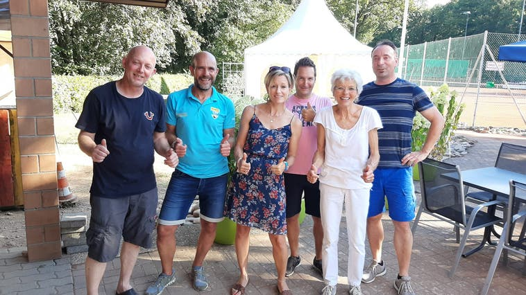 40. Belchen Cup in Hägendorf / Start zum Jubiläumsturnier des TC Belchen