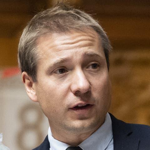 Spricht Klartext, wenn's um Impfen geht: FDP-Mann Philippe Nantermod.