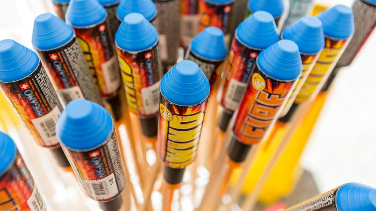 Schluss mit dem Lärm: Eine Initiative will Feuerwerksknallerei künftig verbieten. (Sandra Ardizzone)