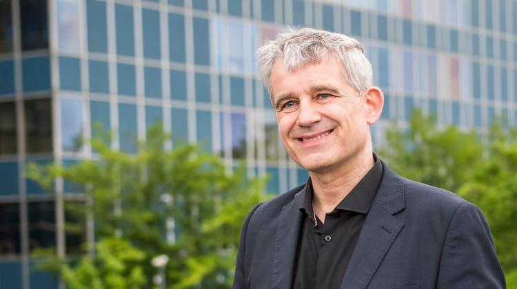 Basels neues Gesicht: Regierungspräsident Beat Jans (SP) (Bild: Nicole Nars-Zimmer)
