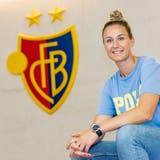 Danique Stein will in ihrer ersten Saison als Trainerin der Frauen des FCB hoch hinaus. (Kenneth Nars / BLZ)