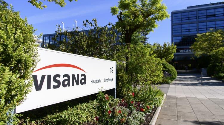 Visana will ihren Kunden 25 Millionen Franken auszahlen. (Symbolbild) (Keystone)