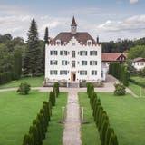 Die Liebburg, ein zauberhaftes Anwesen, zwischen Feld und Wald. (Bild: Andrea Stalder)