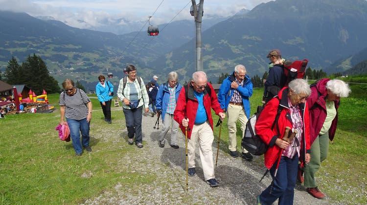 Urdorfer Senioren: Begeisterung im Montafon