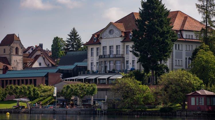Seit 1909 ist das Theater Casino Zug prominentes Kultur-Aushängeschild der Stadt. (Bild: Stefan Kaiser (28. Juni 2021))