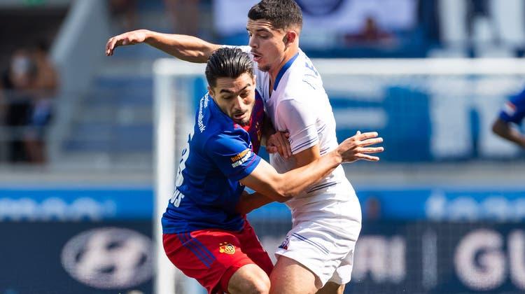 Diesmal reicht Cabral dem FCB nicht - Sein Doppelpack führt zum 2:2 Endstand gegen Lausanne-Sport