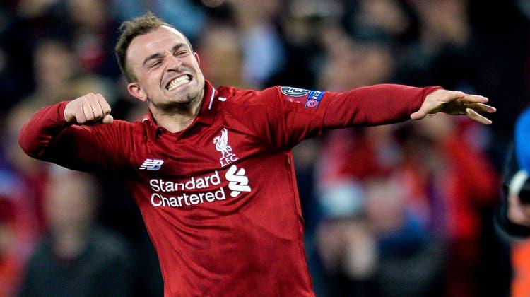 Shaqiri-Reaktionen zum Wechsel zu OlympiqueLyon: «Wir freuen uns auf die Waffe aus Liverpool!»