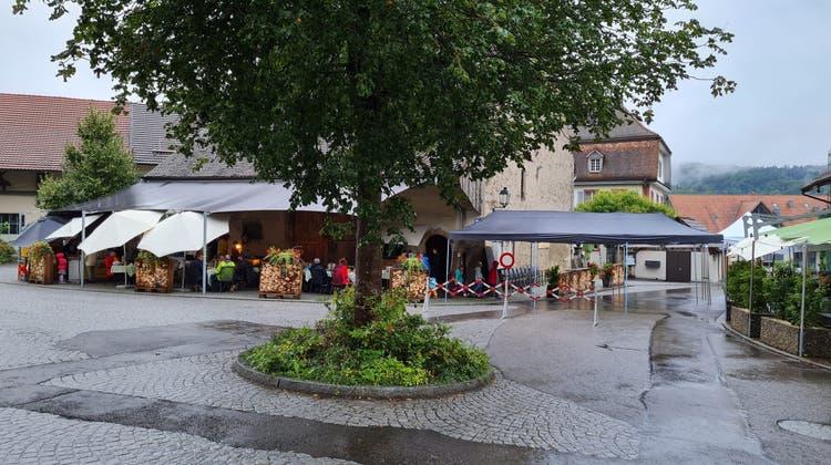 Ferienabschlussfest Vereinigung Kirchdorf