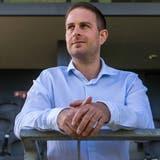 FC-Wil-Geschäftsführer Benjamin Fusthofft, dass bald alle Spieler des Klubs geimpft sind. (Bild: Michel Canonica)