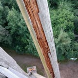 Die Notwendigkeit zur Sanierung zeigte sich bereits im vergangenen Herbst deutlich. (Bild: PD)