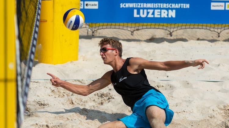 LokalmatadorFlavio Sütterlin verpasst eine Medaille an den nationalen Meisterschaften