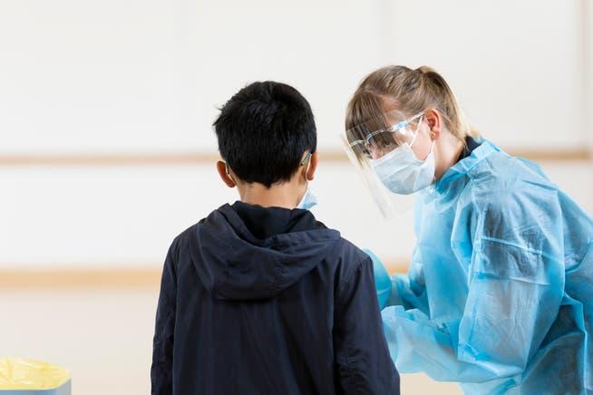 Die Hirslanden-Gruppe wird im Thurgau die Test an Schulen durchführen.