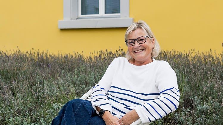 Marisa Hänggiheisst ab September die Gäste im Bistro Nöis willkommen. (Kenneth Nars)