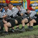 Ausdauer, Kraft, Leidenschaft und Teamwork: Im Seilziehen spielen mehrere Komponenten eine wichtige Rolle. (PD)