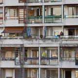 Ende November entscheidet das Basler Stimmvolküber die Initiative «Ja zu echtem Wohnschutz». (Martin Ruetschi / KEYSTONE)