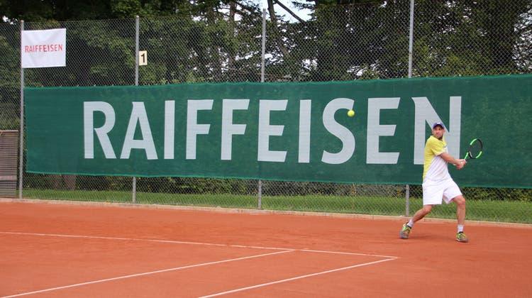 Sieger der  ersten Qualifikationsgruppe: Patrik Fischer, Nummer 45  der Schweiz. (zvg)