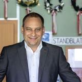Patrik Müller will Gemeindepräsident von Bellach werden. (Hanspeter Bärtschi)