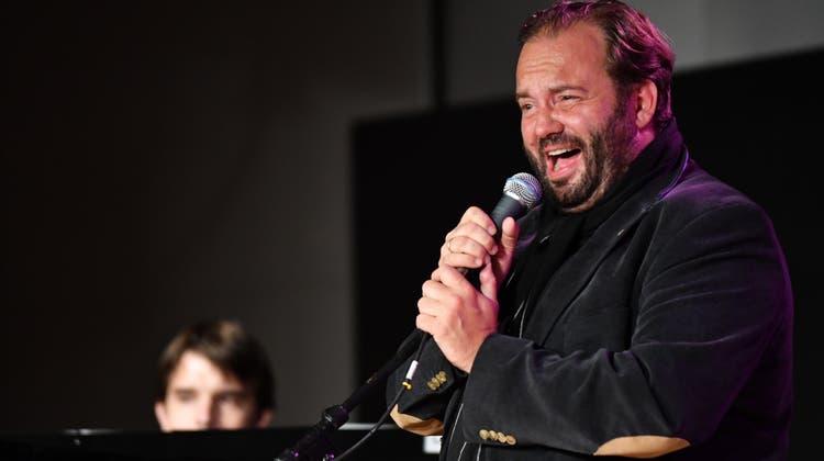 Der Schauspieler und Regisseur Florian Rexer bringt das Jekami nach Arbon. (Bild: Manuel Nagel)