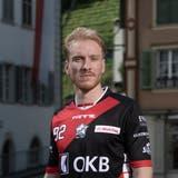 «Für mich ist der Transfer nach Sarnen ein Neustart – persönlich und sportlich»: Mit Alexander Rudd kommt ein dreifacher schwedischer Meister in die Schweiz. (Bild: Pius Amrein (23. August 2021))