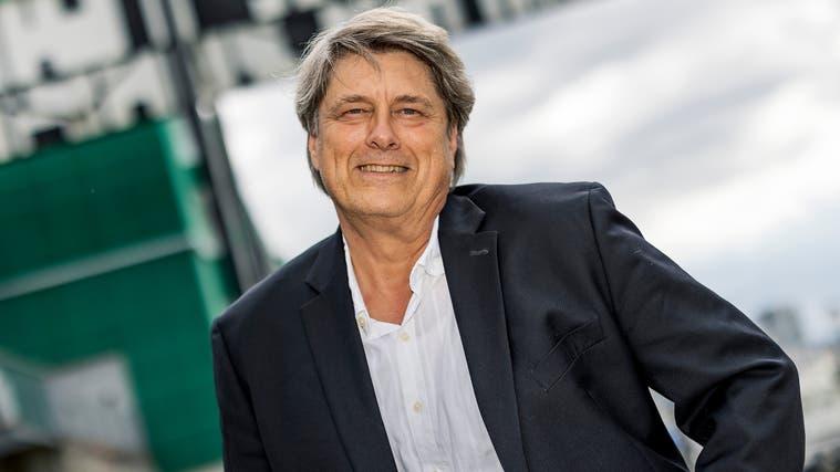Will mit tieferen Unternehmenssteuern mehr Unternehmen nach Rodersdorf locken: Neo-Gemeindepräsident Thomas Bürgi. (Bild: Kenneth Nars)