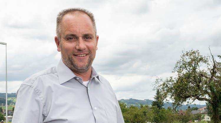 Leer stehen würden im Wynental vor allem Mietwohnungen, sagt Christian Schweizer. Gebaut wird dennoch fleissig. (Alex Spichale / WYS)