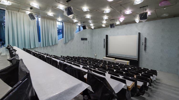 Die Hörsäle der Basler Medizinstudenten bleiben im nächsten Semester leer - ausser für den ersten Jahreskurs bleibt der Unterricht digital. (Bild: Keystone)