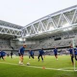 In der Tele2 Arena in Stockholm geht es heute für den FCB im internationalen Geschäfts um alles oder nichts. (Bild: Claudio Thoma/Freshfocus)