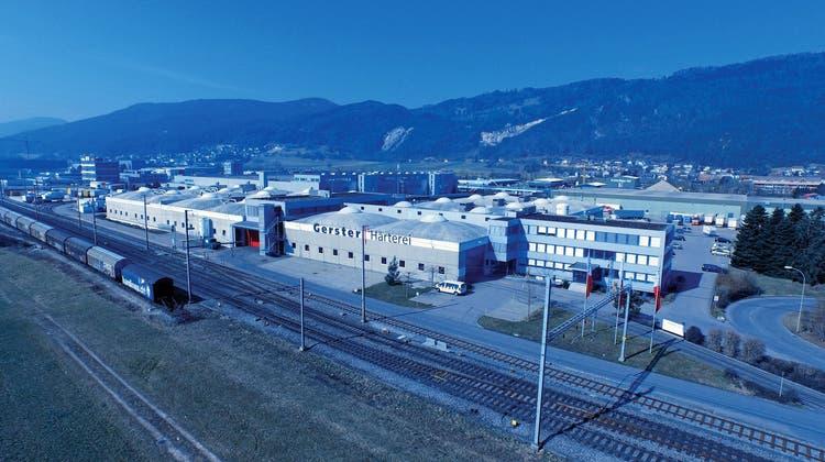 Die Härterei Gerster AG in Egerkingen optimiert seit Jahrzehnten ihre Energieeffizienz.