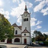 Die evangelisch-reformierte Kirche Arlesheim ist Schauplatz eines Streits um Pfarrer Matthias Grüninger. (Kenneth Nars)