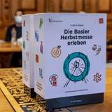 Die Ideenbox «Die Basler Herbstmesse erleben» wird an die Basler Kindergärten und Primarschulen verteilt. (Bild: Kenneth Nars)