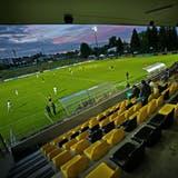 Das Turnier fand am Samstag im Stadion Gersag statt. (Archivbild: Pius Amrein)