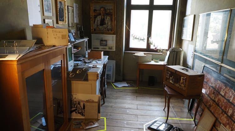 """Das Kunstprojekt im Haus """"Cheesmeyer"""" gewährt intime Einblicke in das Leben seiner Bewohner (...) (Boris Burkhardt / bz Zeitung für die Region)"""