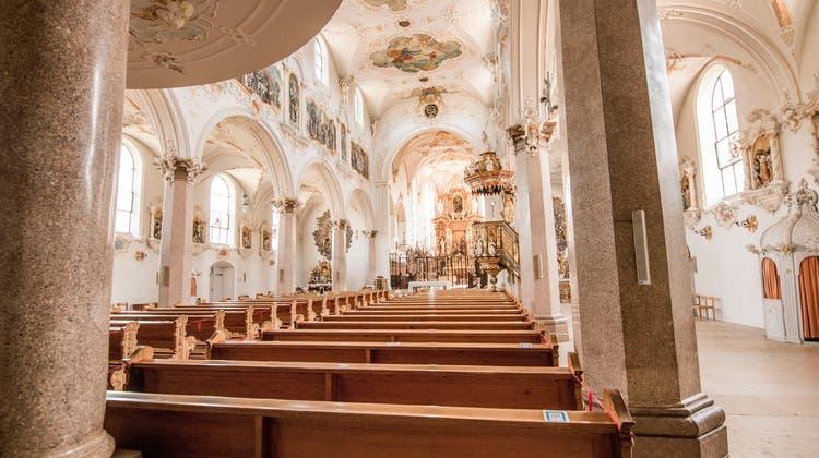 Kloster Mariastein: Seit 50 Jahren wieder unter der Obhut der Benediktinermönche. (Nicole Nars)