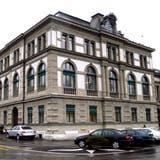 Amtsgericht Olten-Gösgen, Olten. (Bruno Kissling)