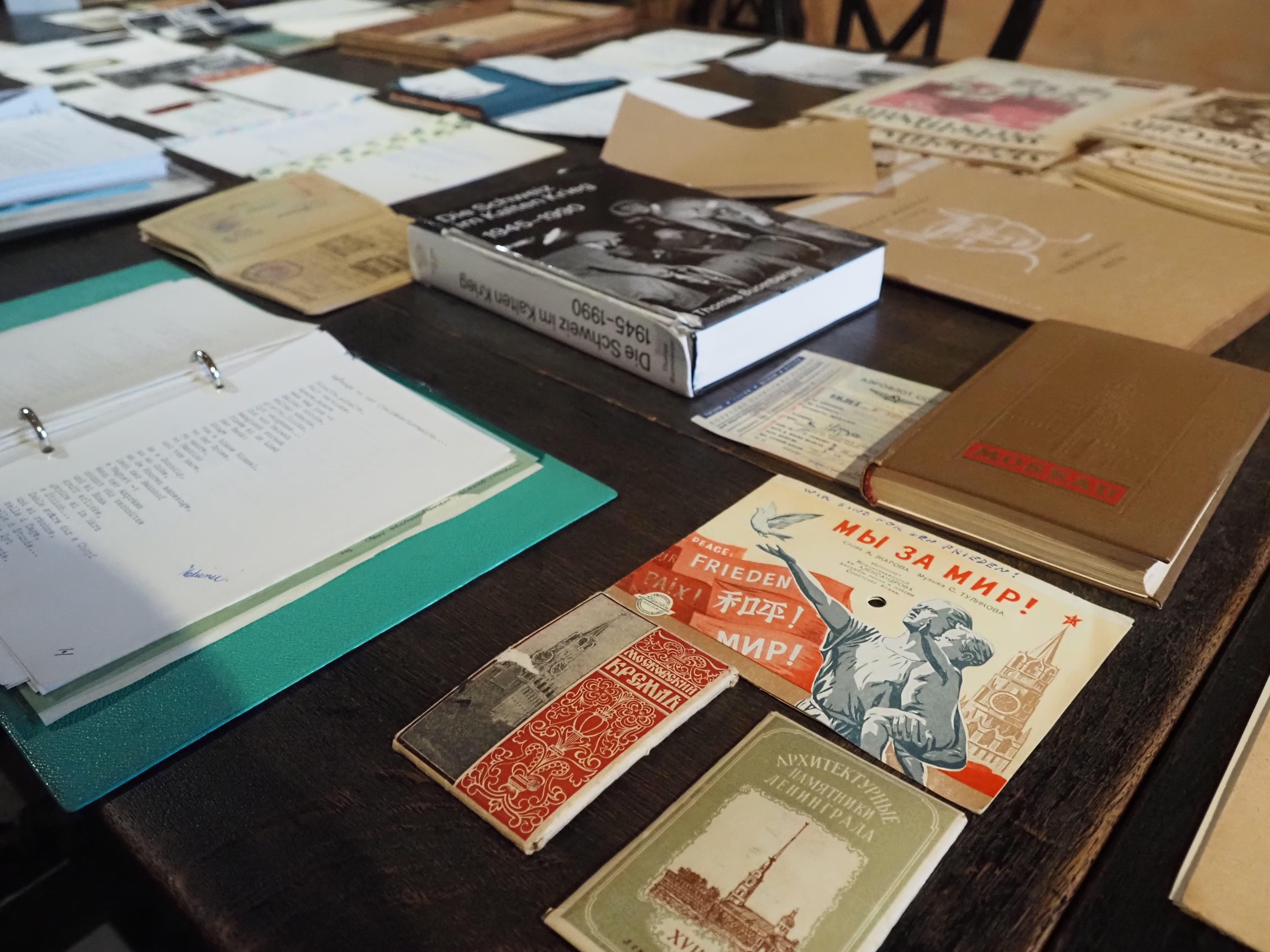 Ein Archiv ist der Sissacher Dichterin und Journalistin Helene Bossert gewidmet: Sie wurde als vermeintliche Kommunistin in den Fünfzigern politisch und gesellschaftlich geächtet.