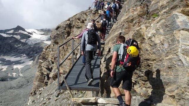 Das Matterhorn ruft – wie noch nie in diesem Sommer
