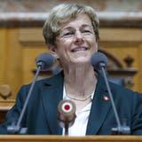 Nationalrätin Verena Herzog (SVP/TG) wehrte sich gegen die «Ehe für alle». (Keystone)