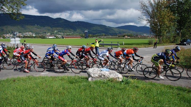 Premiere des Wolfwil-Race: Ein Leckerbissen für alle Radsportfans mit prominenten Teilnehmern