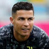 Cristiano Ronaldo hatte am vergangenen Wochenende das letzte Spiel im Juve-Trikot bestritten. (Keystone)