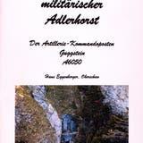 Titelblatt der neuen Schrift von Hans Eggenberger. (Bild: Hansruedi Rohrer)