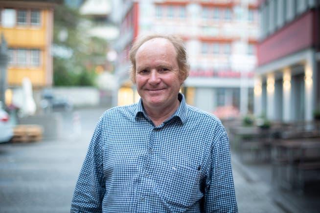 Josef Rechsteiner engagiert sich in Appenzell Innerrhoden gegen Coronamassnahmen: «Dem hat es einfach den Deckel gelupft!»