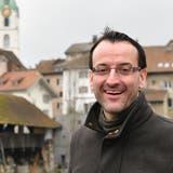 Stefan Ulrich will den Schriftstellerweg qualitativ ausbauen, indem etwa bisherige Touren wie die von Alex Capus auf Französisch übersetzt werden. (Bruno Kissling)