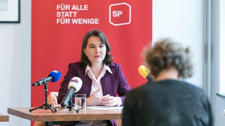 Simone Brander geht für die SP ins Rennen um den vierten Stadtratssitz der SP. (Sandra Ardizzone / LTA)
