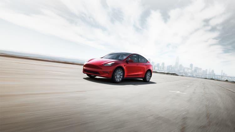 Soll zum Bestseller der Marke werden: Tesla Model Y. (zVg)